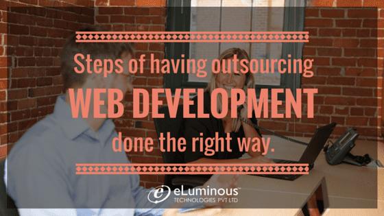 outsourcing web dev