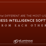 How different are the most-used Business Intelligence software from each other?