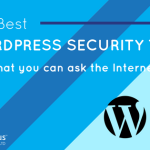 The Best WordPress Security Tips you can ask the Internet for.