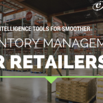 How Business Intelligence Tools can help in having a smoother Inventory management for Retailers.
