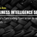 How Business Intelligence Services helped a Tire trading Giant to run its operations smooth