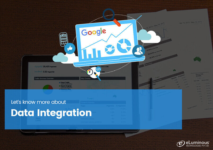 Let's know more about Data Integration