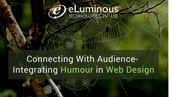 Connecting With Audience: Integrating Humour in Web Design