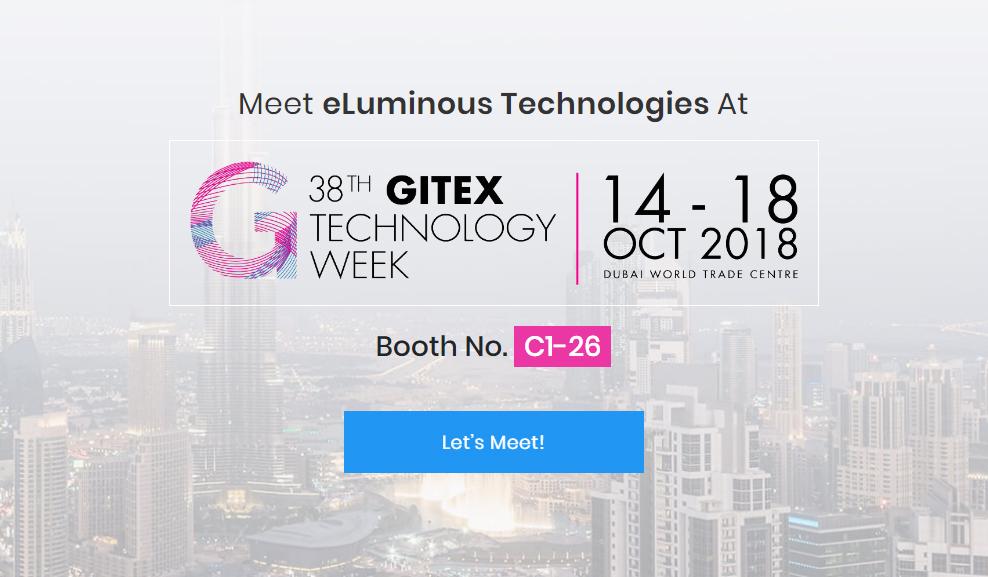 eLuminous @GITEX 2018 – Let's Unlock the Power of Digital Transformation