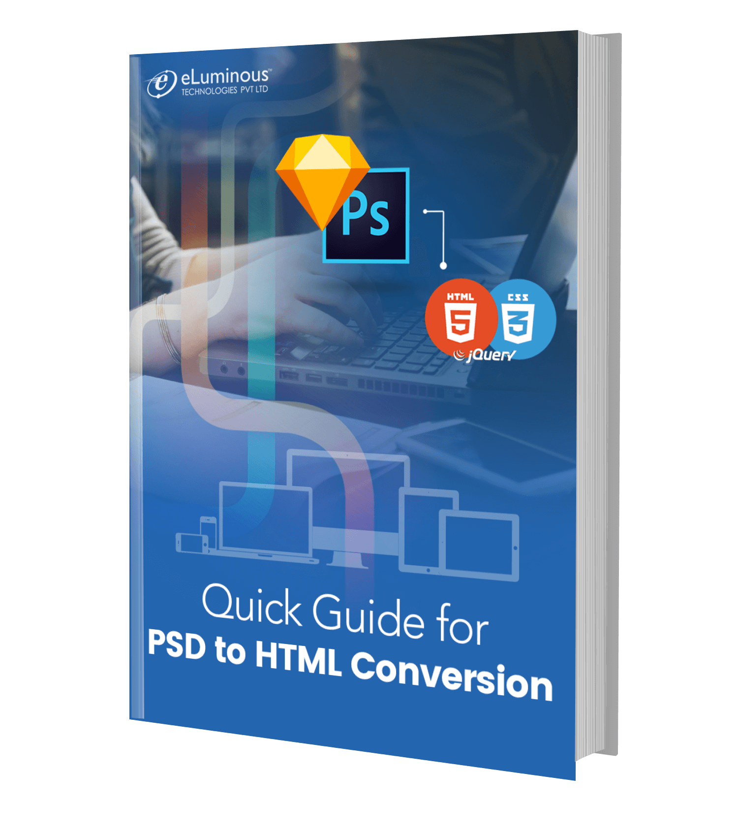 Quick Guide for PSD to HTML Conversion
