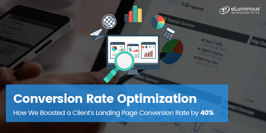 Conversion Rate Optimization: How to increase Conversion Rate by 40% for E-commerce Industry