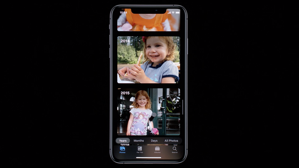 Smart Photos App, Smarter Editing Tools