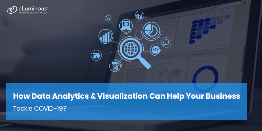 How Data Analytics & Visualization Can Help Your Business Tackle COVID-19?